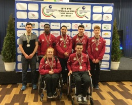 Team GB Para Team
