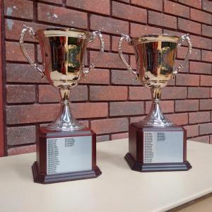 Cadet girls and boys cups