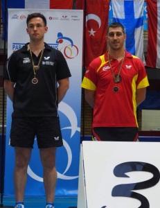 Nathan Bronze Spain
