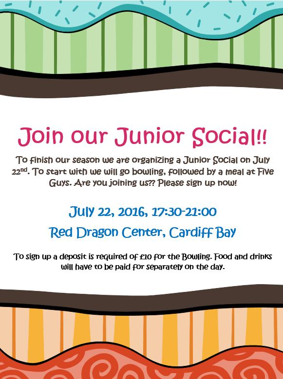 Junior Social