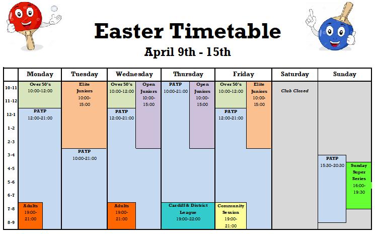 Easter2018 week 2